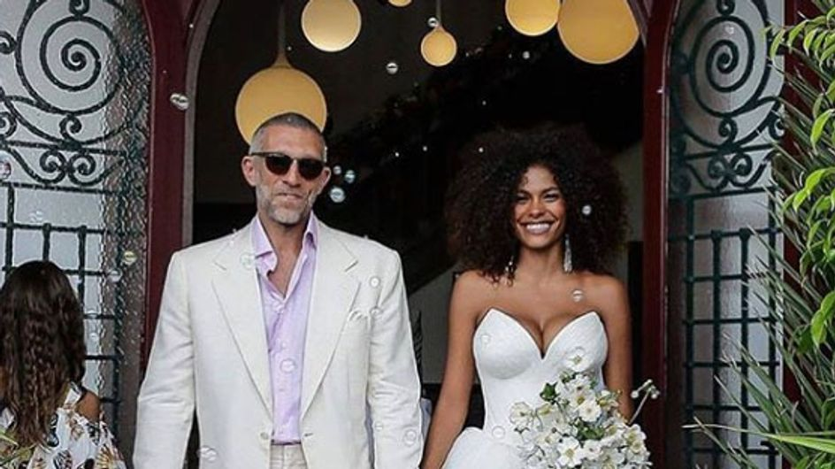 Vincent Cassel s'est remarié et il est déjà prêt à devenir papa
