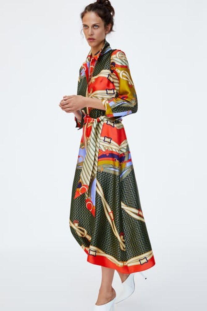 comment acheter recherche d'officiel personnalisé Voici la robe Zara que toutes les femmes s'arrachent pour la ...