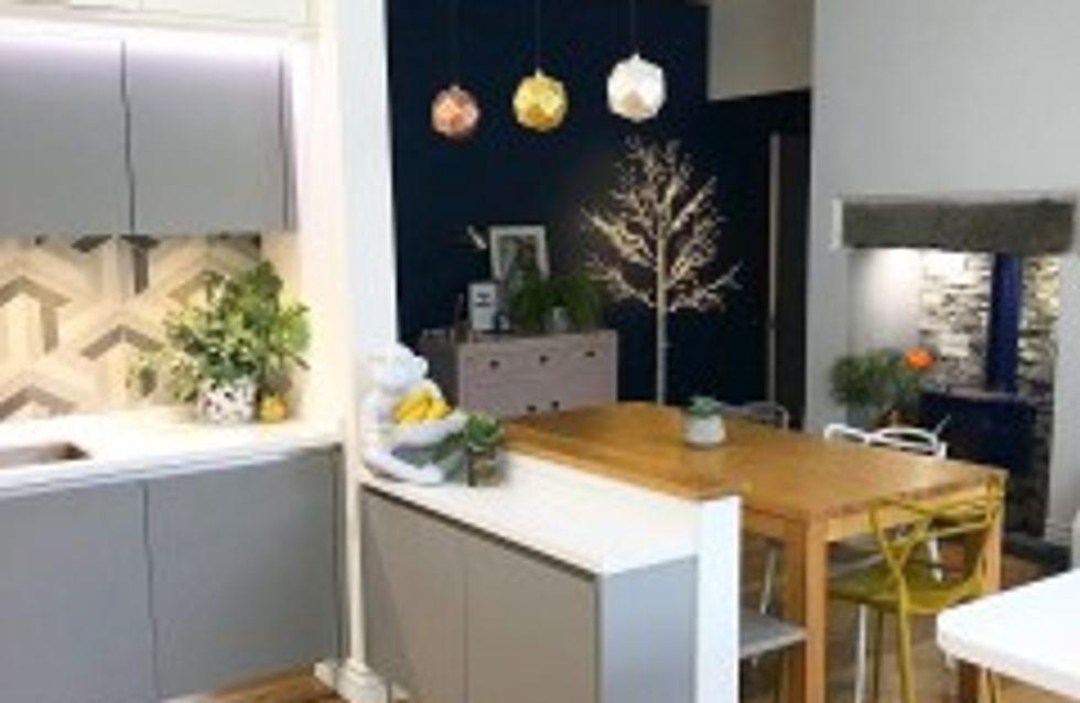 Une blogueuse montre l'envers du décor de sa maison parfaite