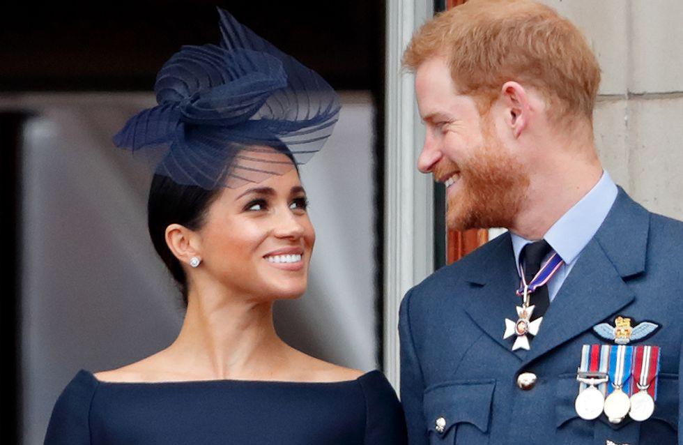 Meghan Markle et le prince Harry agrandissent leur famille !