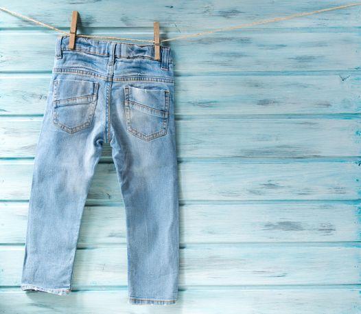 Bund machen jeans weiter Wie kann