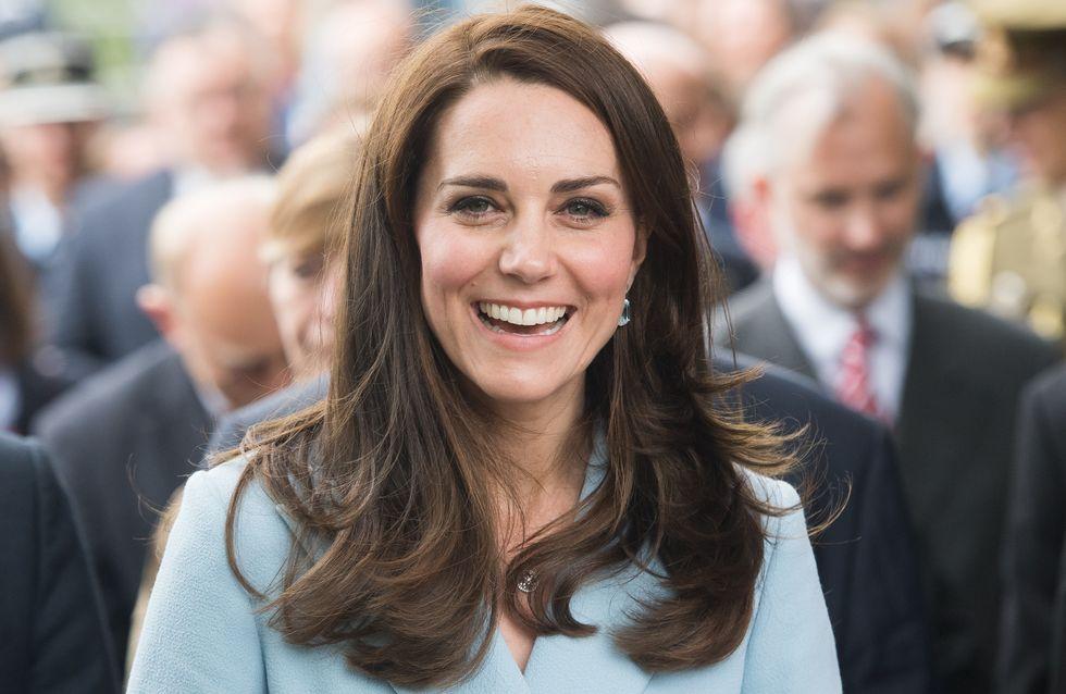 Voici le complexe de Kate Middleton, celui qui la pousse à garder ses cheveux détachés (Photos)
