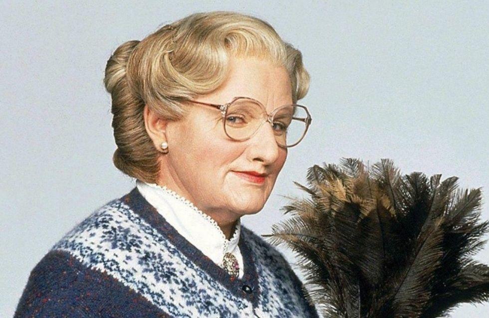 Madame Doubtfire est de retour et on a hâte !