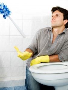 L'astuce toute bête pour récupérer la blancheur des WC...