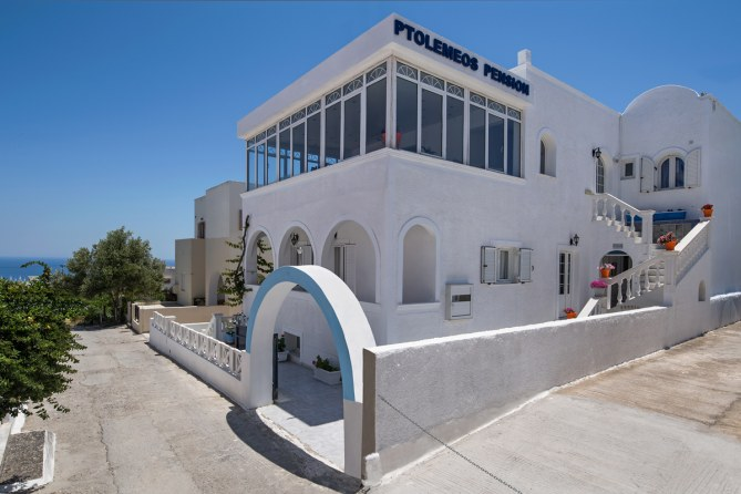 Ptlomeos Pension