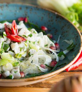 5 recetas de pescado blanco para disfrutar cuidándote
