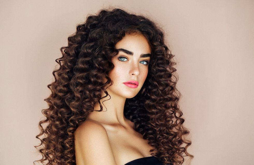 Coupe pour cheveux maghrebin femme
