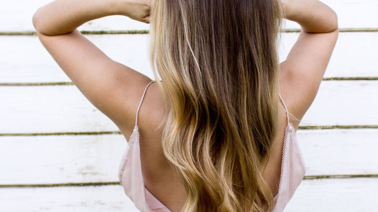 Tun haare zu hell gesträhnt was Farbe u