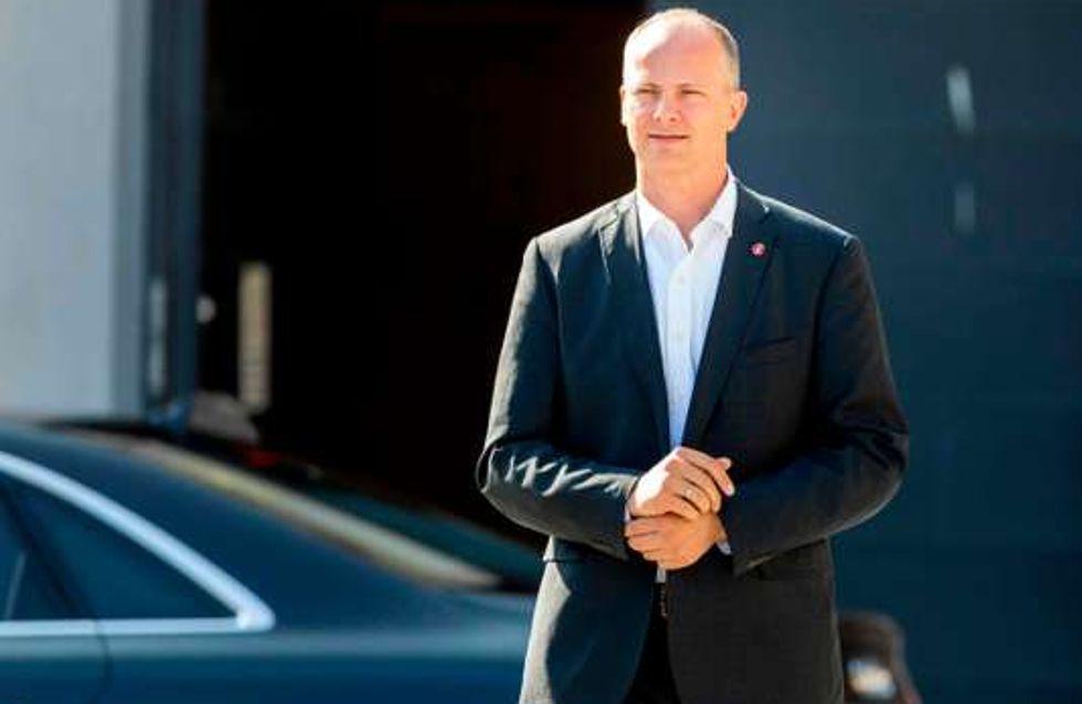 Ce ministre norvégien démissionne pour privilégier la carrière de sa femme
