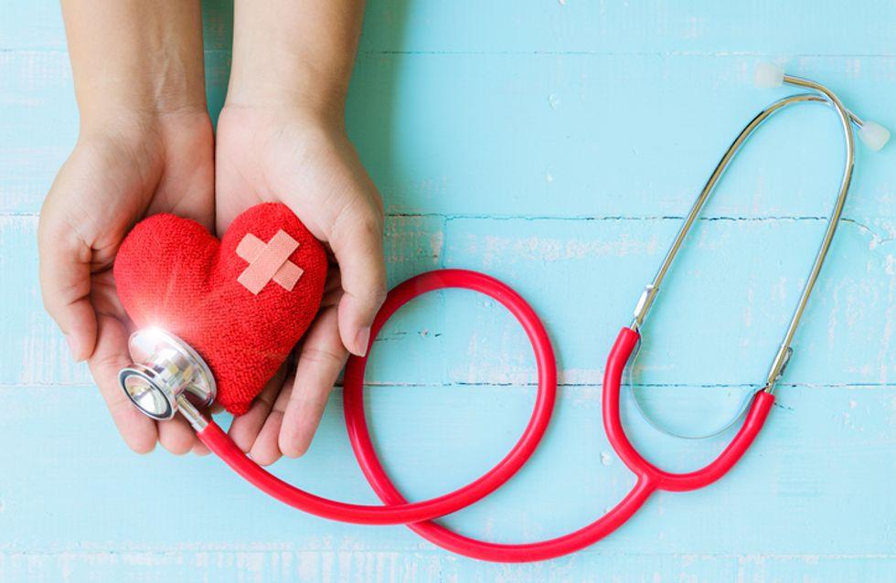 Ceux qui ont cette particularité physique auraient plus de risques de maladies cardiaques