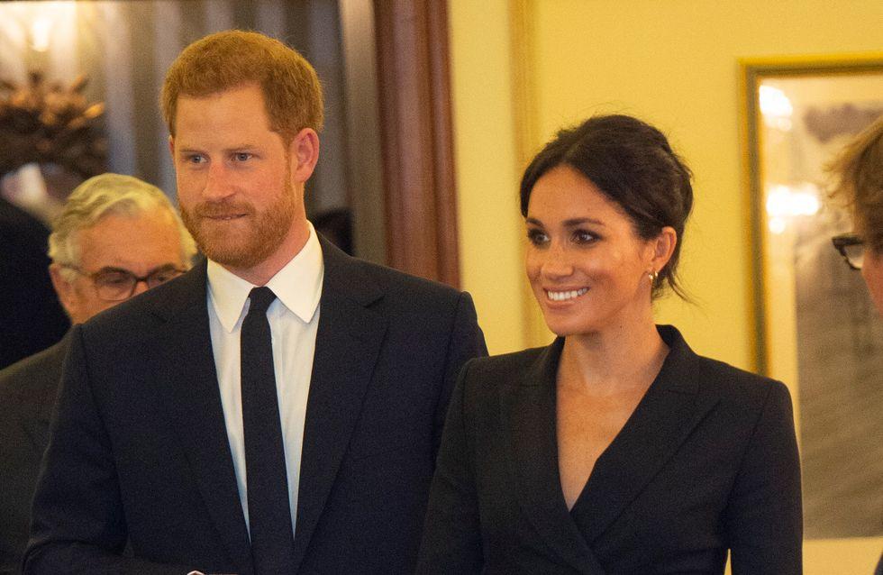 Meghan Markle dévoile par accident le surnom du prince Harry, sa réaction est adorable (vidéo)