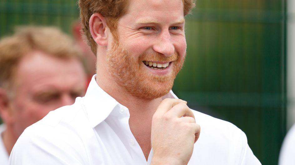 Depuis qu'il a 13 ans, le prince Harry porte ce bracelet très particulier