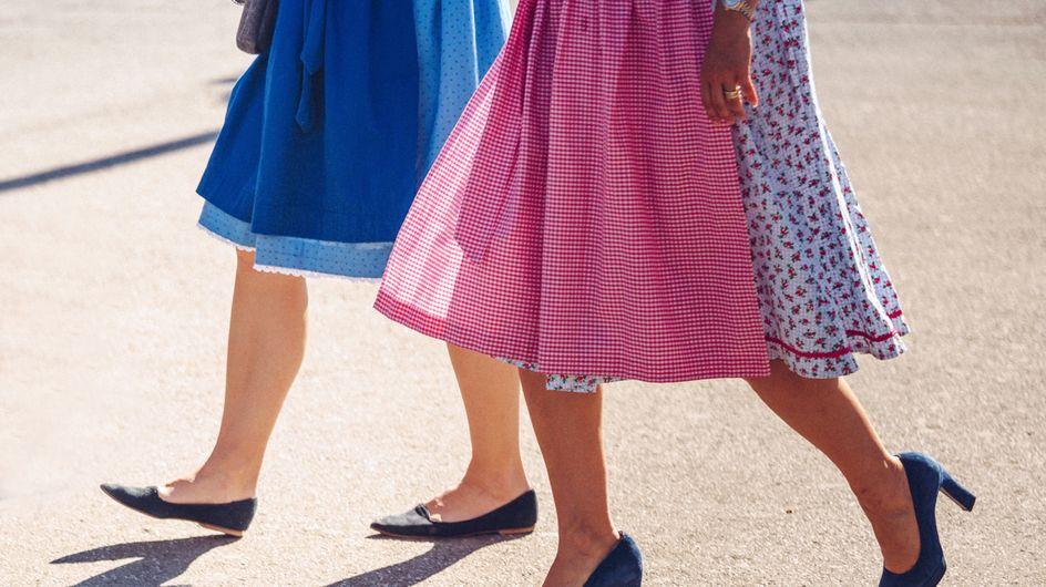 Welche Schuhe zum Dirndl? 7 Styling-Regeln fürs Oktoberfest