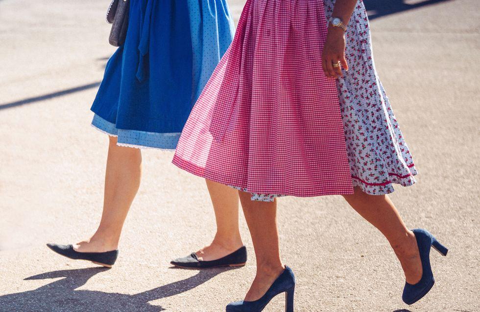 Welche Schuhe zum Dirndl: Styling Regeln fürs Oktoberfest