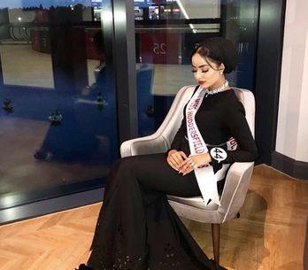 Pour la première fois, une candidate voilée arrive en finale de Miss Angleterre