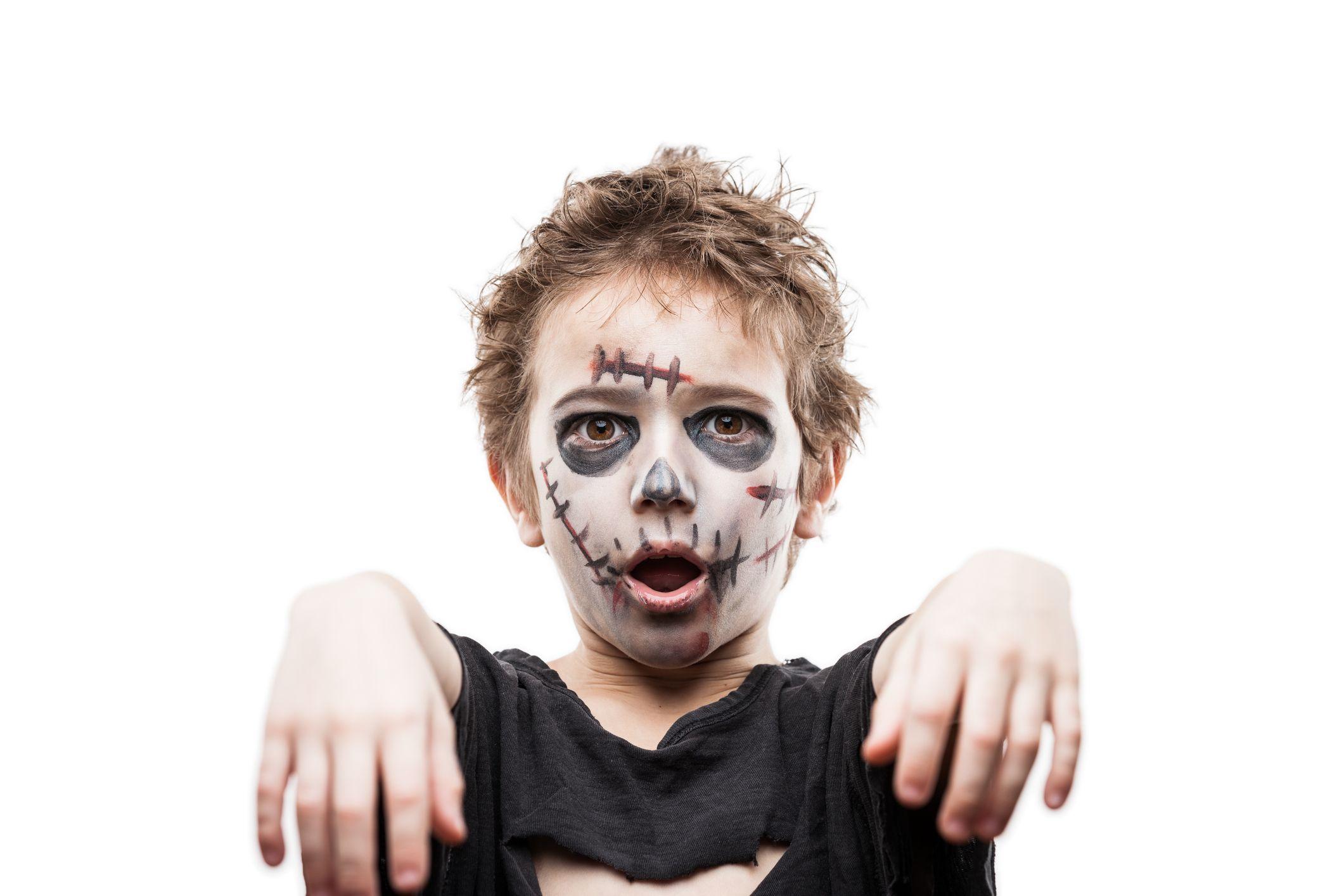 7 Maquillages D Halloween Faciles A Faire Fremir Les Monstres