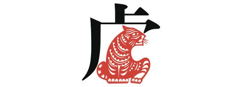 Chinese zodiac sign: the tiger