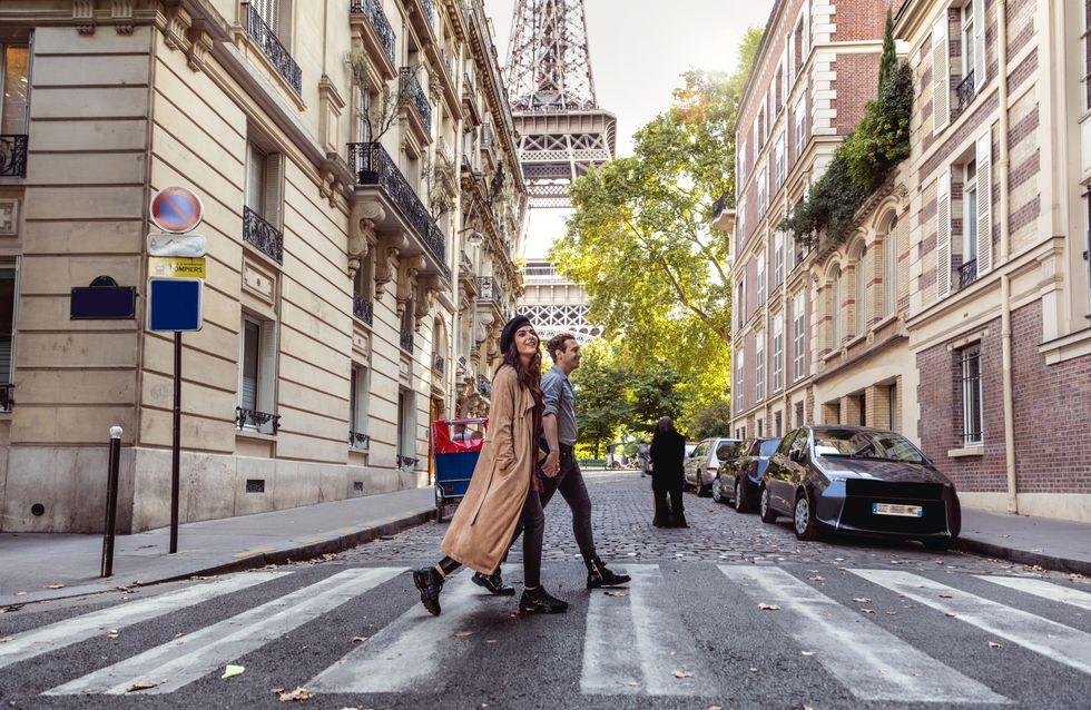 À Paris, seulement 5% des rues portent le nom d'une femme