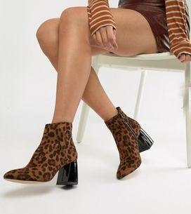 Les bottines à shopper pour être tendance cet automne