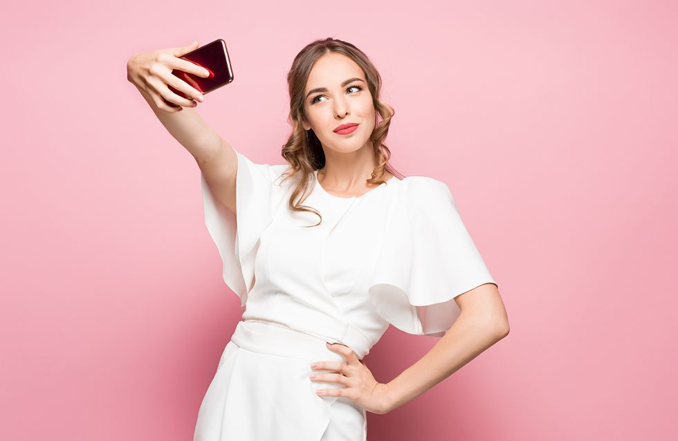 Un selfie lui sauve la vie alors qu'elle fait un AVC