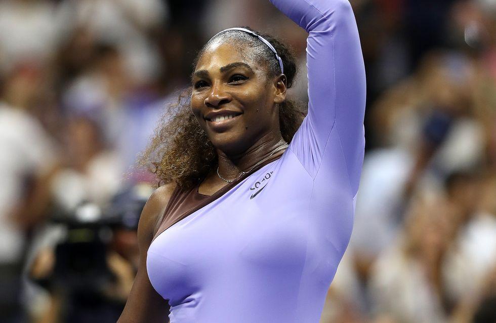 """Serena Williams, son message d'espoir à celles qui ont mal vécu """"le plus beau jour de leur vie"""""""