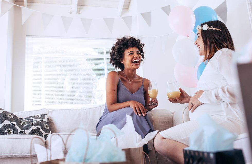 Babyparty-Spiele: 11 Ideen für die Baby Shower Party