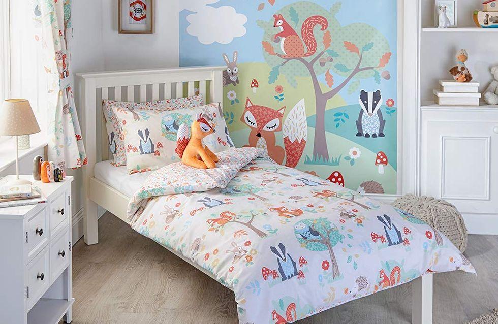 Grâce à ces housses de couette, vos enfants feront de beaux rêves !