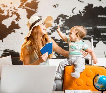 Cómo viajar con un bebé al extranjero y no morir en el intento
