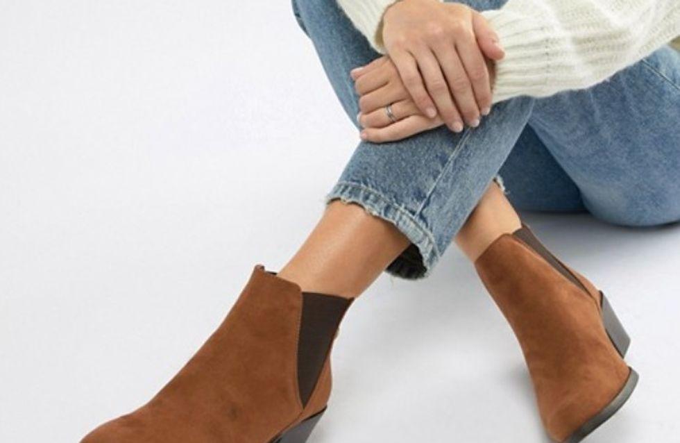 Les chaussures tendance de l'automne à moins de 50 euros