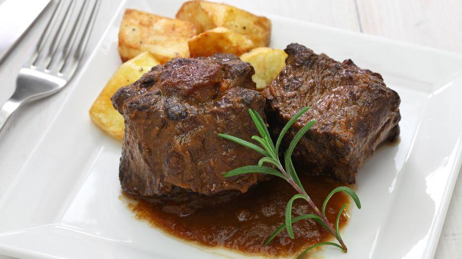 La receta más tradicional: ¿cómo preparar rabo de toro?