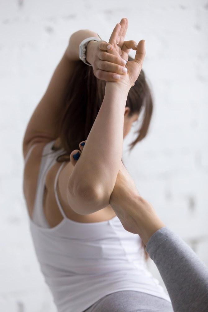 Mêler hiphop et yoga, une tendance qu'on pourrait bien aimer...