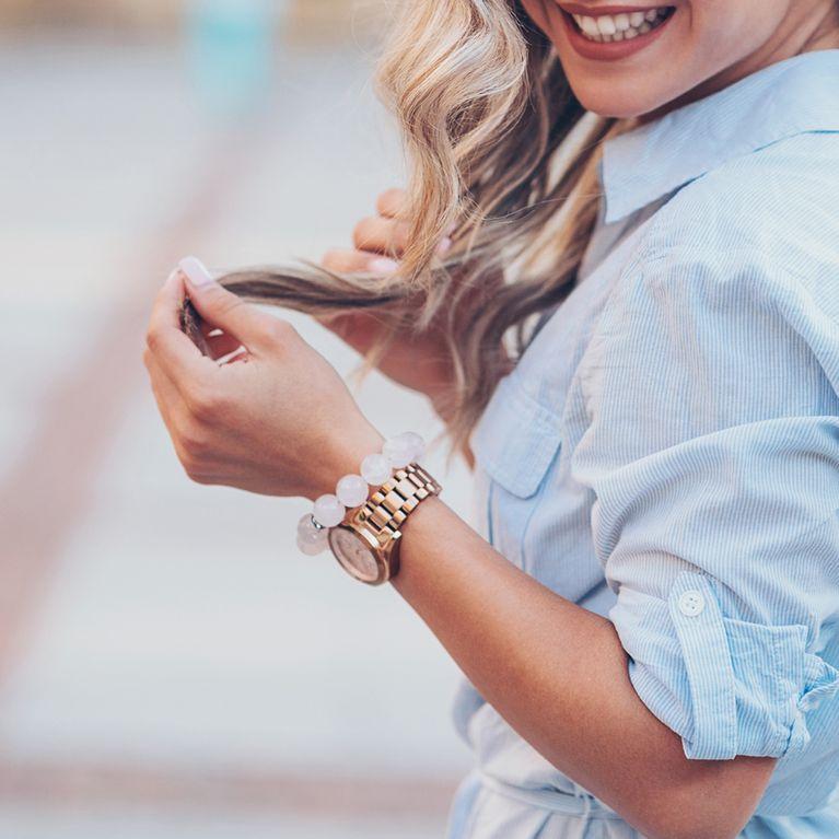Relojes elegantes para mujeres