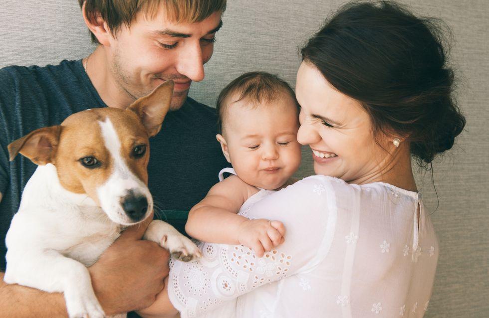 Auf diese 6 Arten wird dein Baby dein Leben noch besser machen!