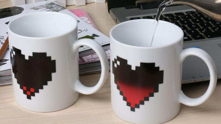 10 mugs magiques qui réagissent à la chaleur