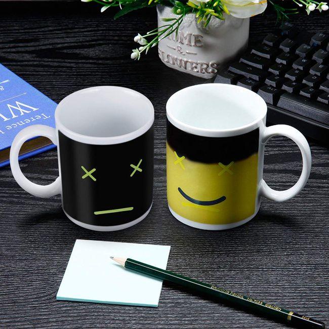 Mugs Qui Réagissent La 10 Magiques Chaleur À 3LSARc54qj