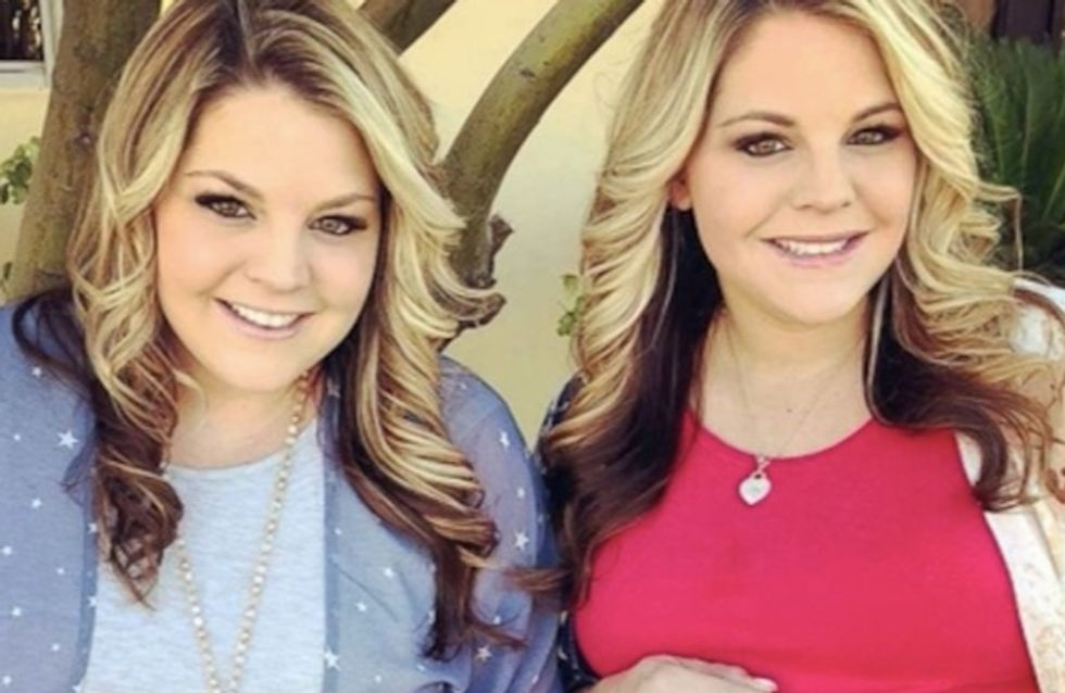 Ces soeurs jumelles ont accouché le même jour, d'un bébé du même sexe et dans le même hôpital