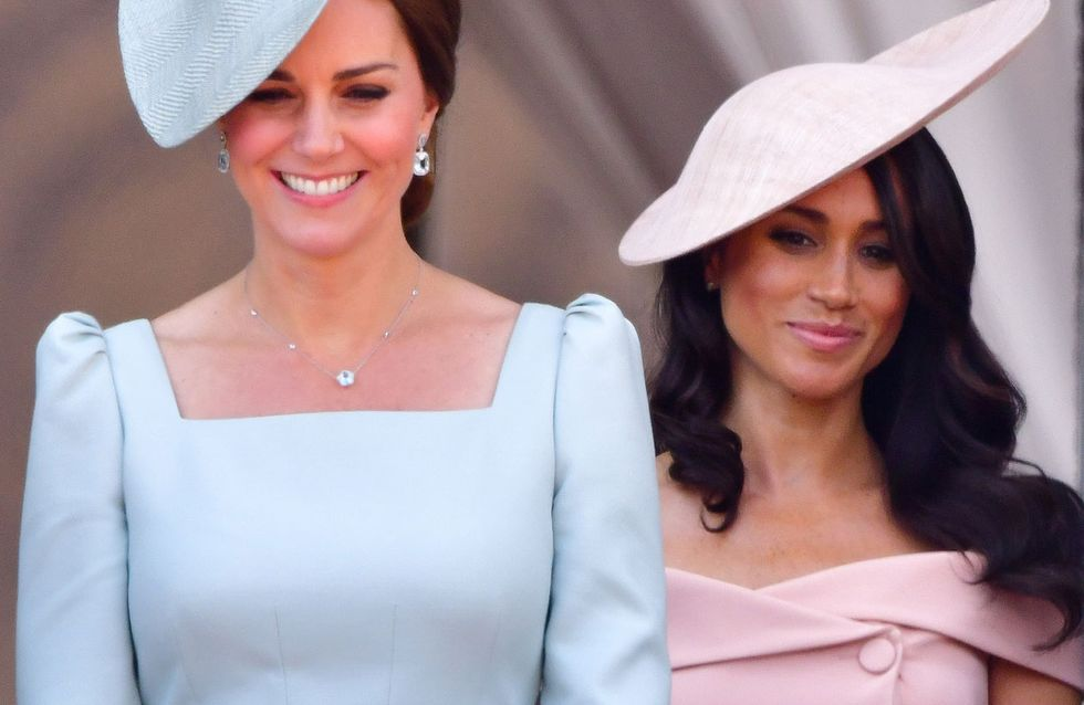 Beauty-Regeln der Royals: Daran müssen sich Kate und Meghan halten
