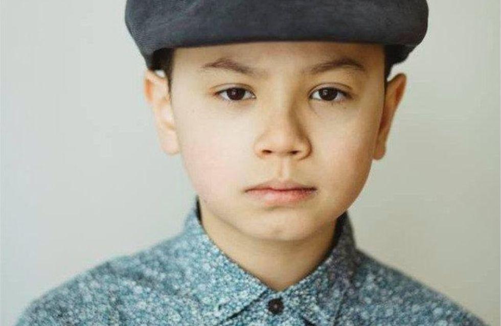 A 11 ans, ce petit garçon atteint d'autisme devient mannequin pour H&M