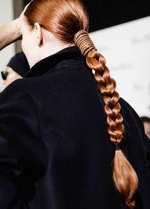Haarfarben-Trends im Herbst 2019: Kupferfarbene Haare