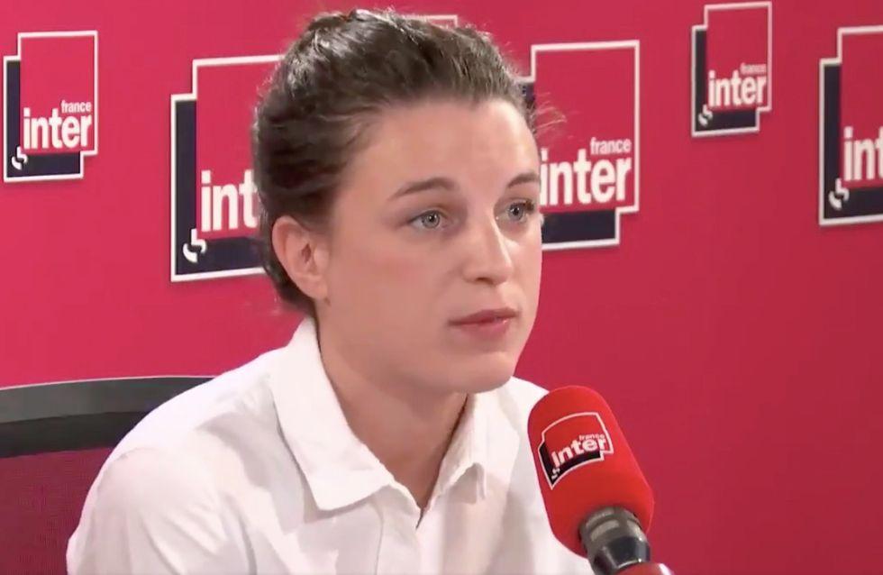 Pour cette journaliste Une main aux fesses n'a jamais tué personne (vidéo)