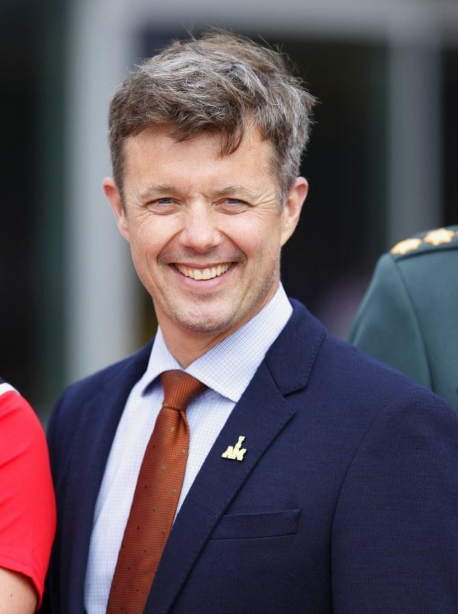 Prince Frédérik du Danemark