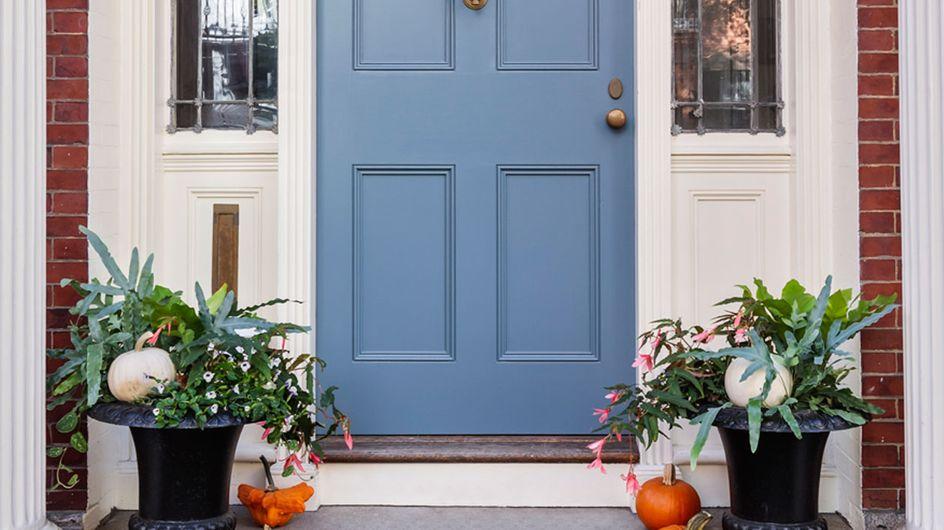 Herbstdeko für draußen: Einfache DIY-Ideen für einen schönen Hauseingang
