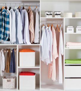 Come organizzare l'armadio: 10 accessori indispensabili per sistemarlo