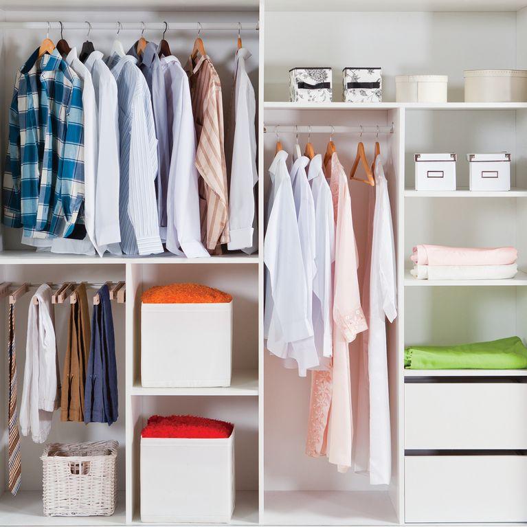 Organizzare Un Guardaroba.Come Organizzare L Armadio 10 Accessori Per Sistemarlo Al