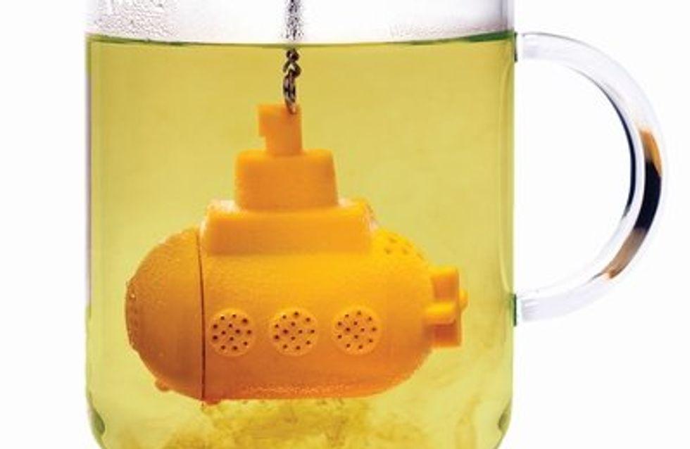 10 infuseurs à thé qui vont vous faire craquer ! A offrir... ou à s'offrir...