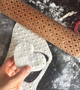 10 rouleaux à pâtisserie à motifs pour décorer vos biscuits en 2 minutes chrono