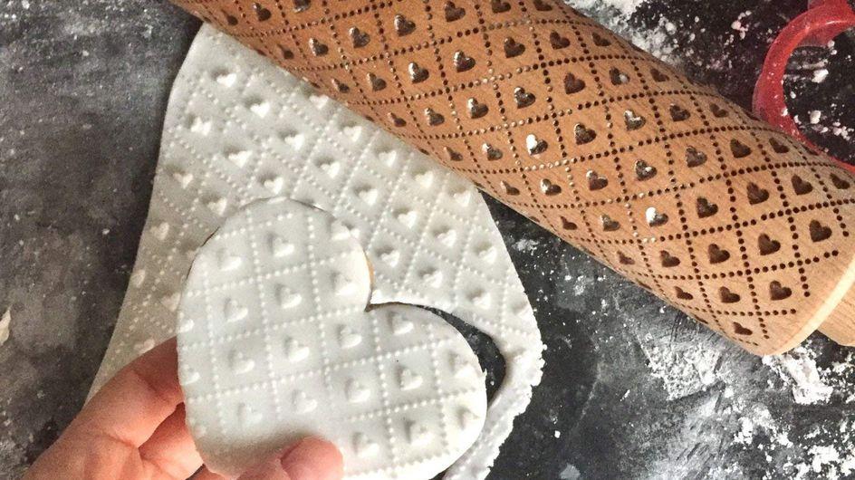 10 rouleaux à pâtisserie à motifs pour décorer vos biscuits en 2 minutes chrono !