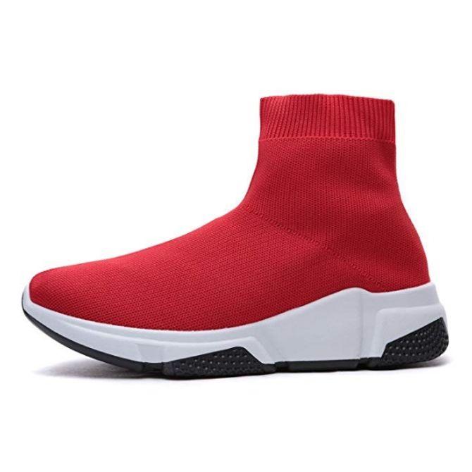 Sneakers Balenciaga rosso