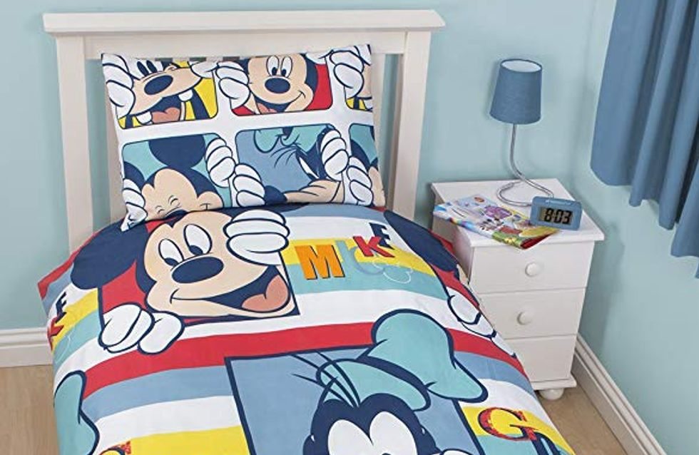 5 fundas de edredón de Disney que llenarán sus noches de encanto