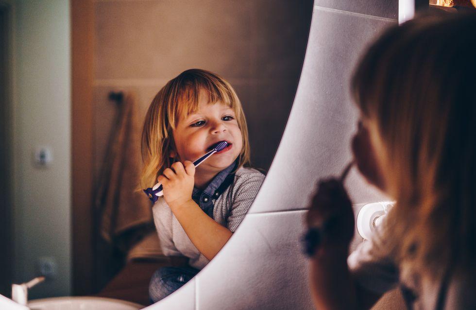 Consejos de salud bucodental durante la infancia